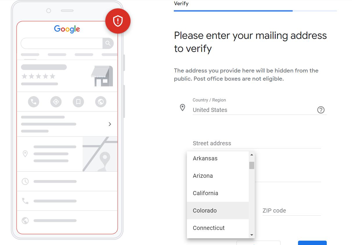 Verify your Google Business Profile
